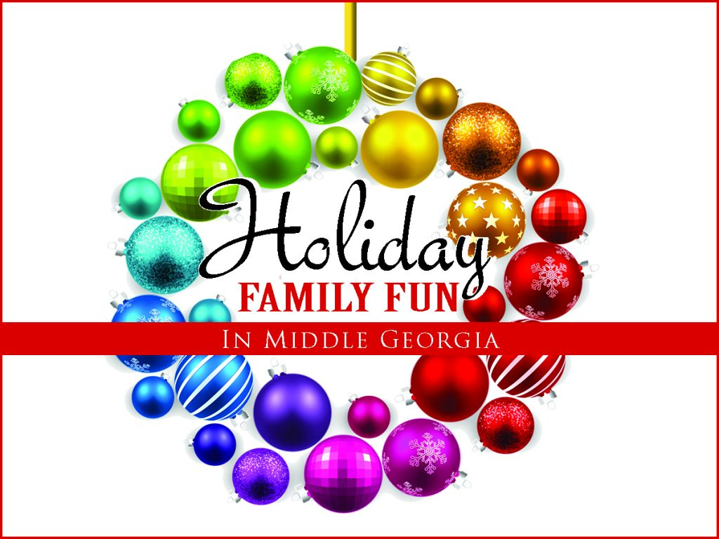 Holiday Guide Post