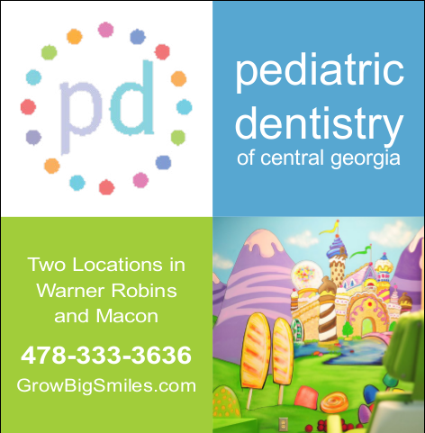 Pediatric Dentistry Small Banner Ad 100dpi