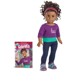 Gabriella American Girl Doll Grand Prize