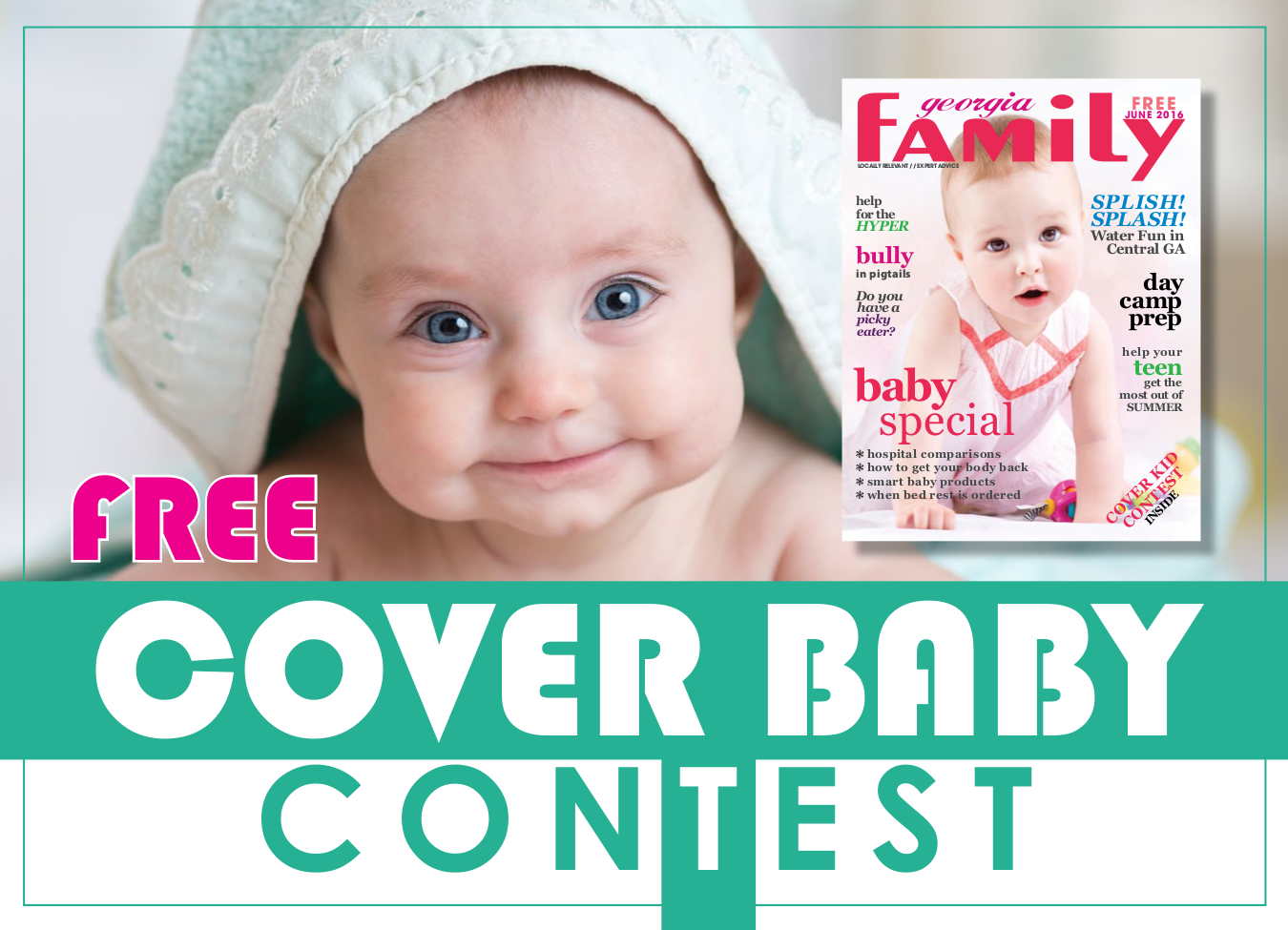 Cover Baby Contest 2 4-17